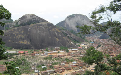 Idanre Hills, Melting Point of Nature and Tradition.